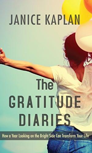 gratitude diaries cover